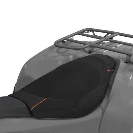 Astounding Quadgear Extreme Atv Deluxe Seat Cover Black Blue Ridge Yamaha Machost Co Dining Chair Design Ideas Machostcouk