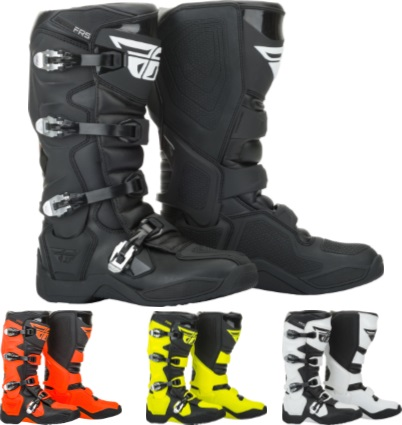 Fly Racing 2019 FR5 Boots - Blue Ridge Yamaha